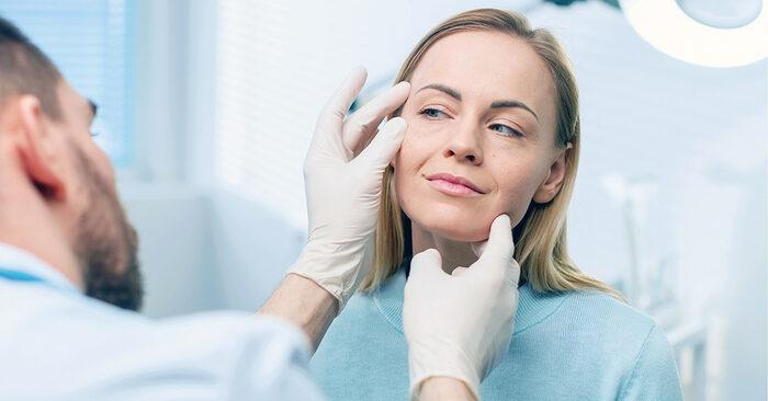 Az arcbőr feszességének visszaállítása - hogyan?