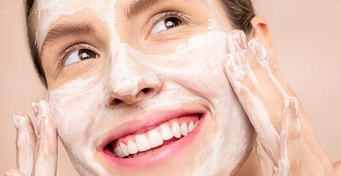 Az arctisztítás lépései